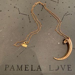 Pamela Love Talon Necklace
